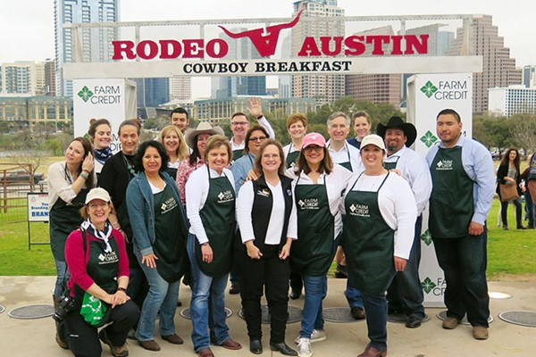 Rodeo Austin Cowboy Breakfast